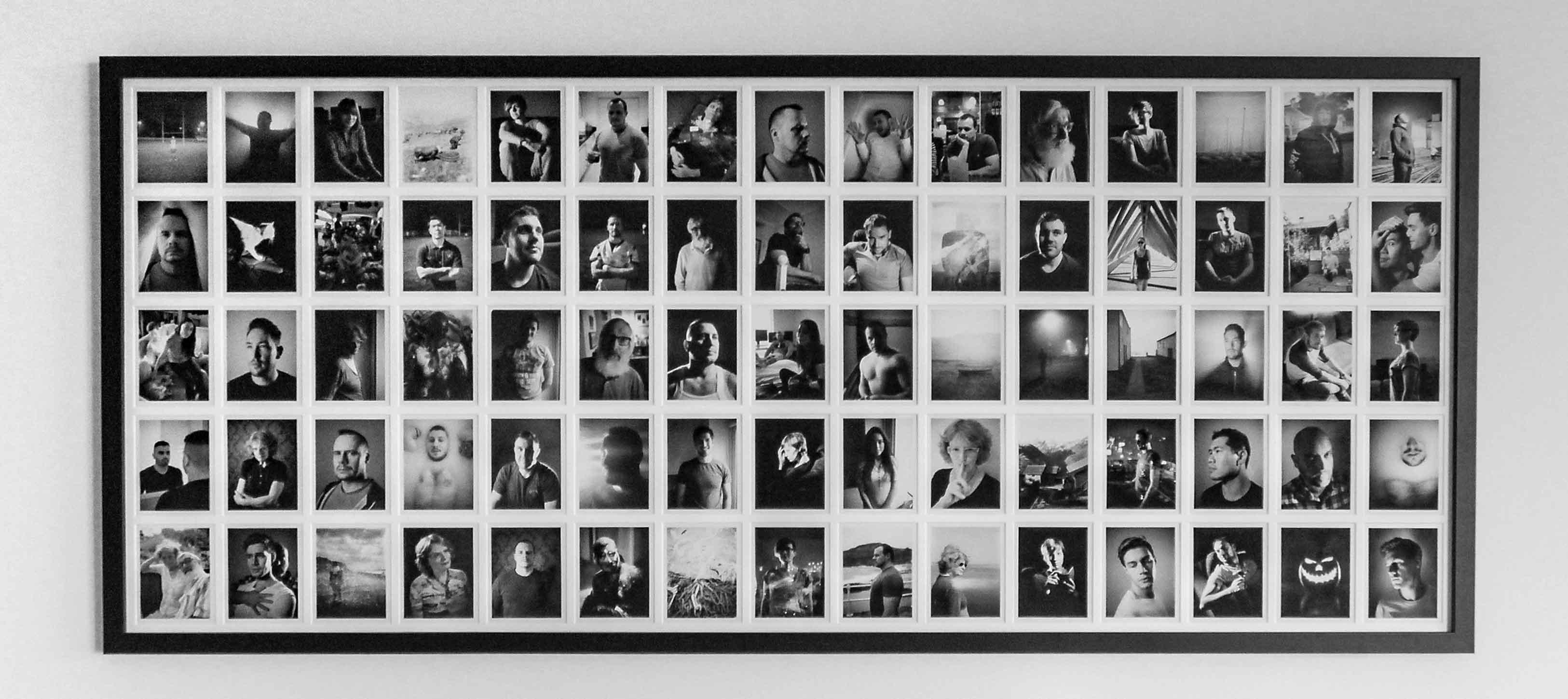 Polaroid_Wall_Framed